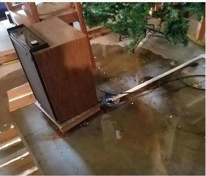 Water Damage in San Francisco