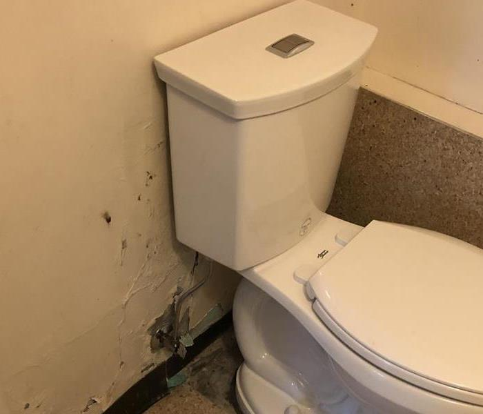 Water Damage in Burlingame