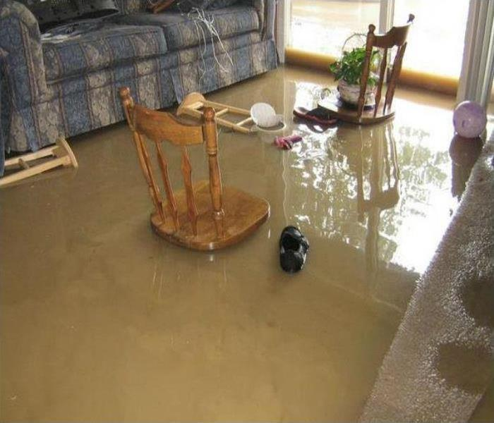 Water Damage Contact Us for Flood Damage Restoration