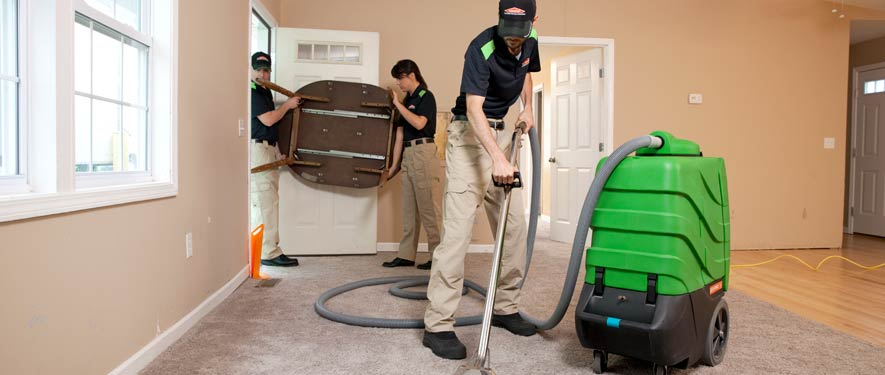 San Mateo, CA residential restoration cleaning